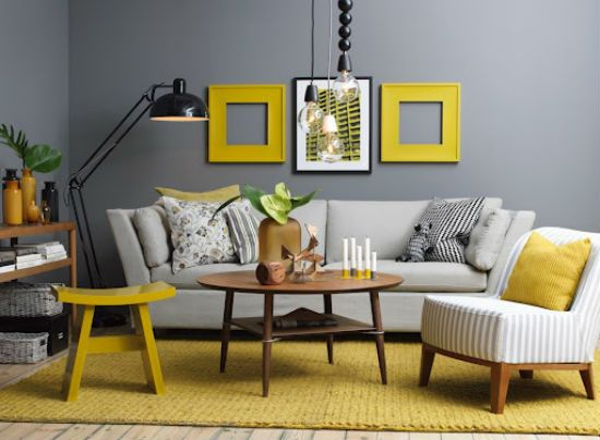 Yellow + Gray: A Color Combo Your Home Will Love!
