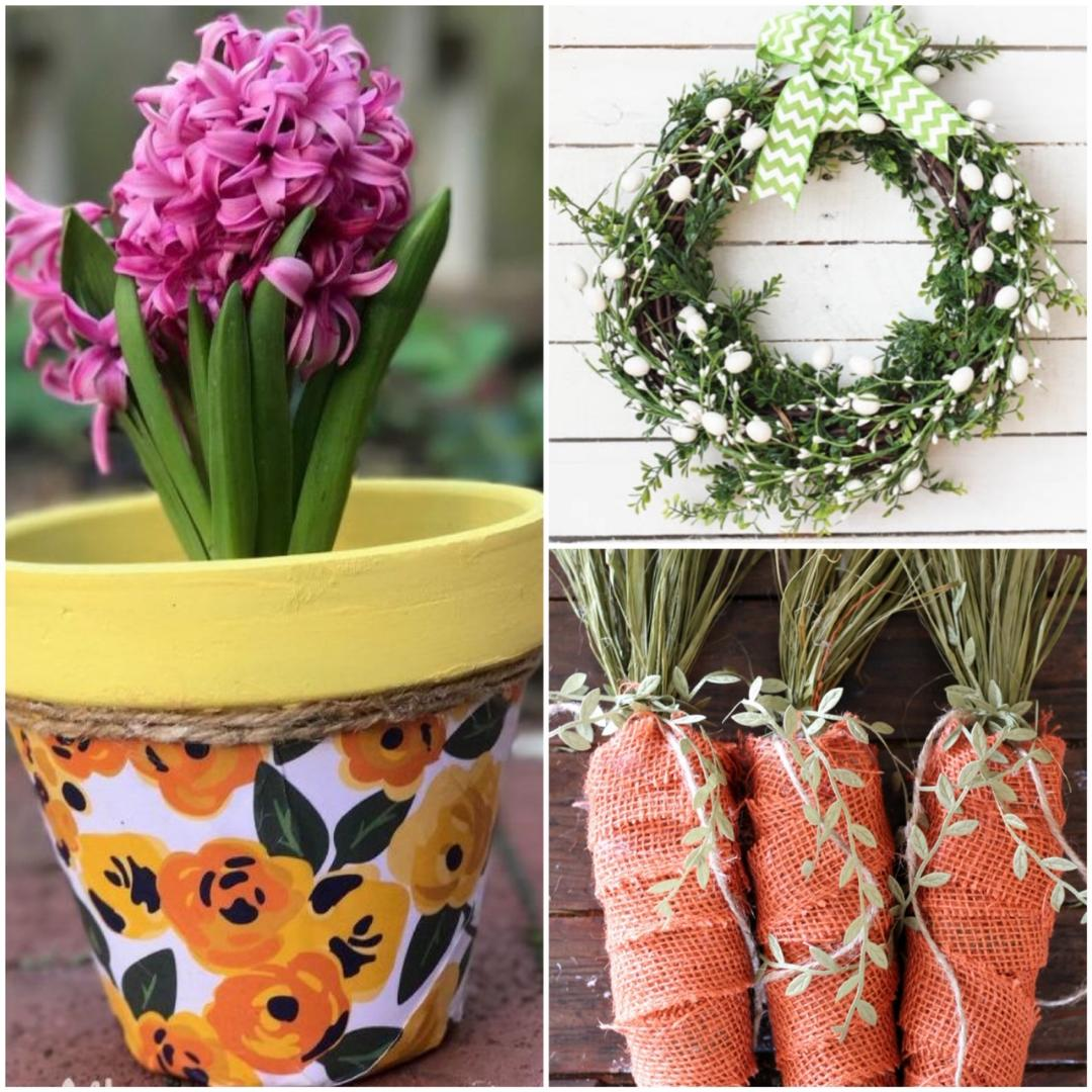 Spring Crafts That Everyone Will Love!