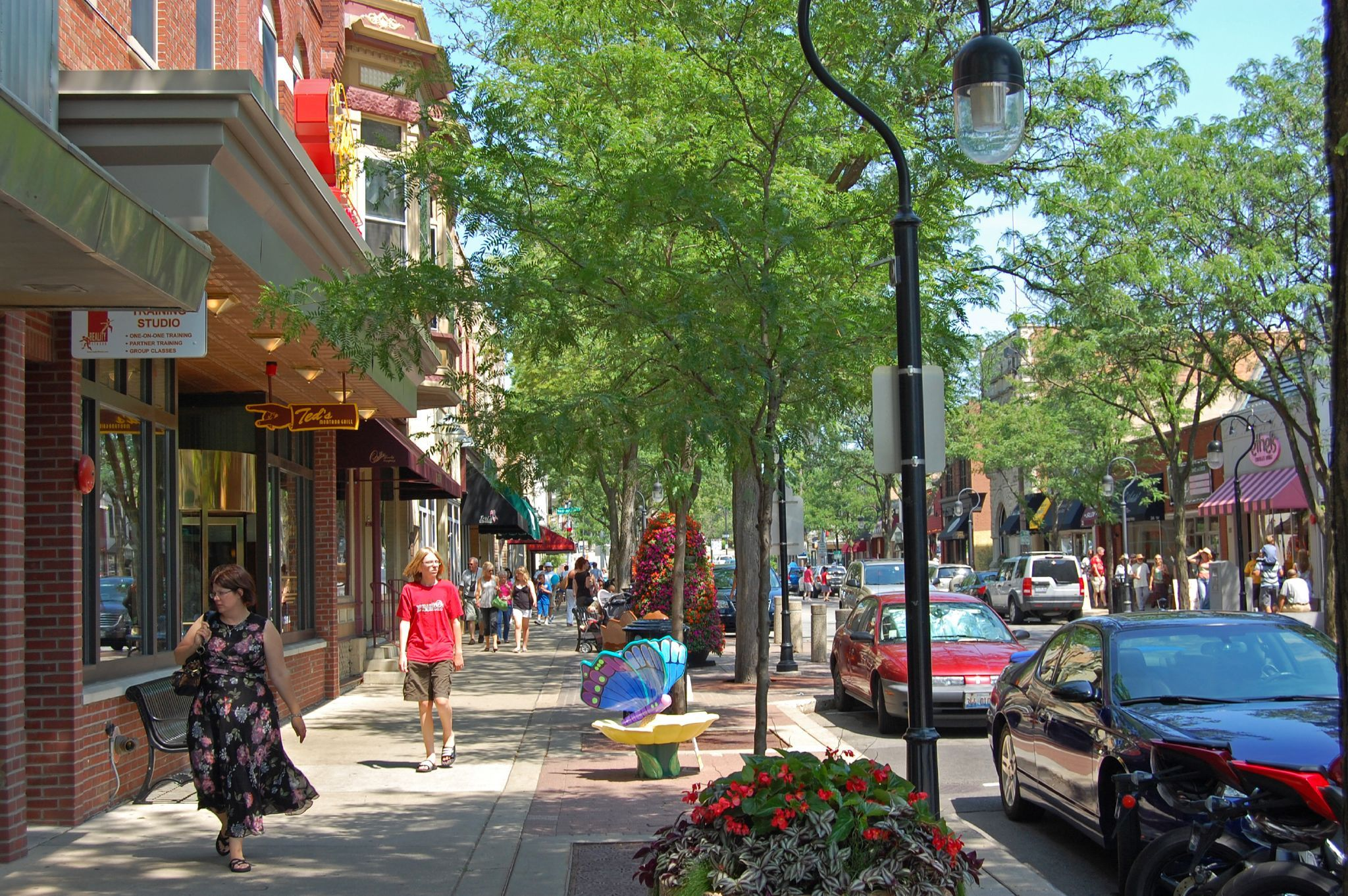 Fun things to do in Naperville this Summer