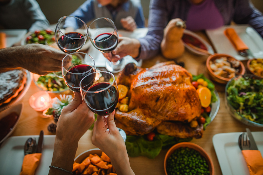Which Wines Are Best To Serve With Thanksgiving Dinner?
