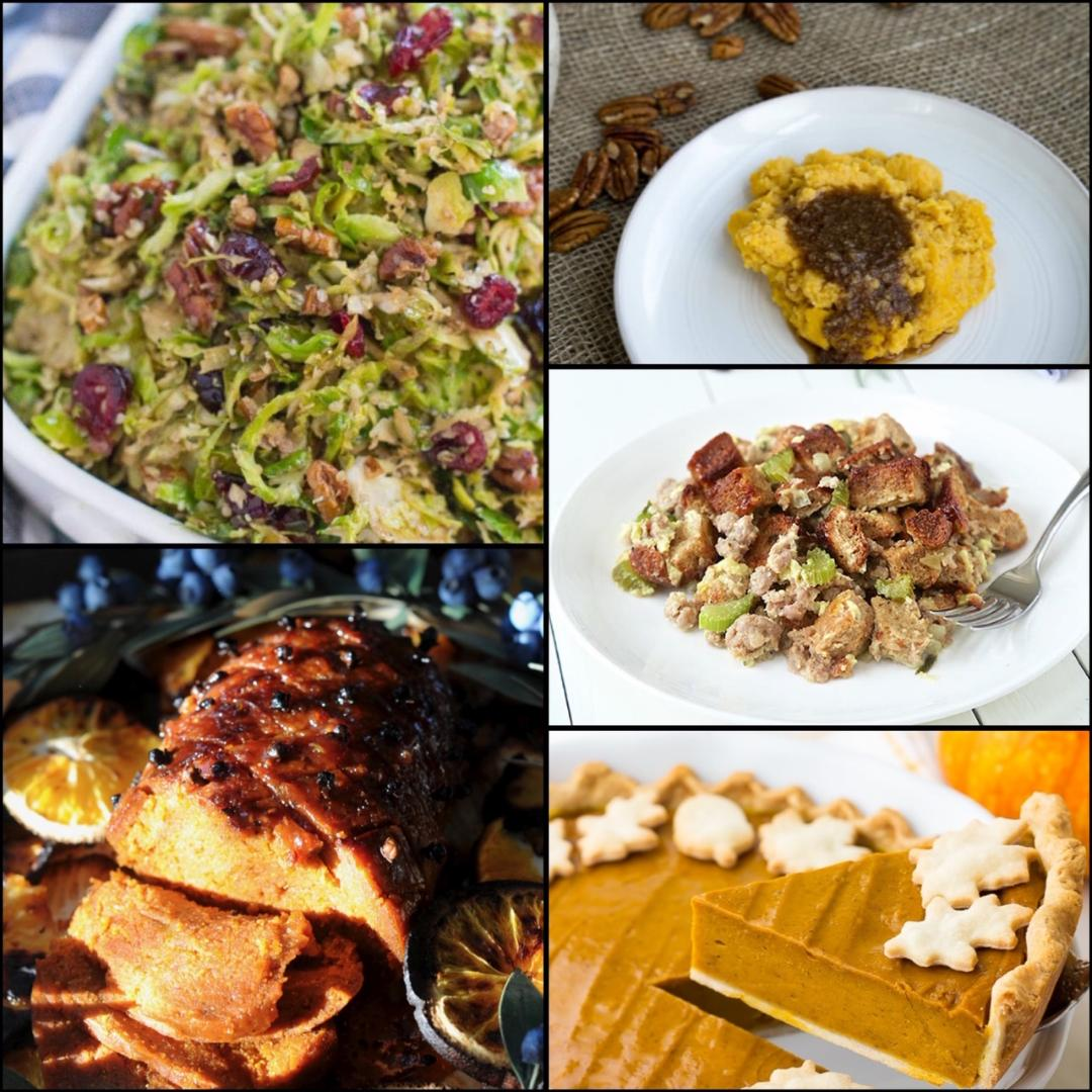 What Are Some Thanksgiving Recipes That Will Please Everyone? (No Matter Their Diet)