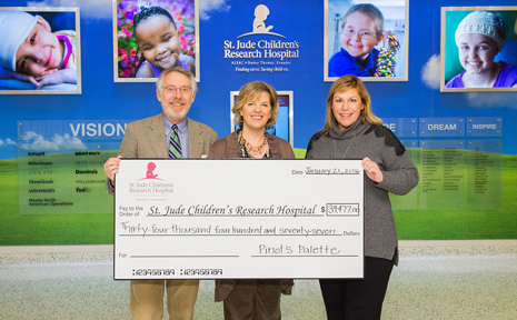 St. Jude Children's Research Hospital Fundraiser