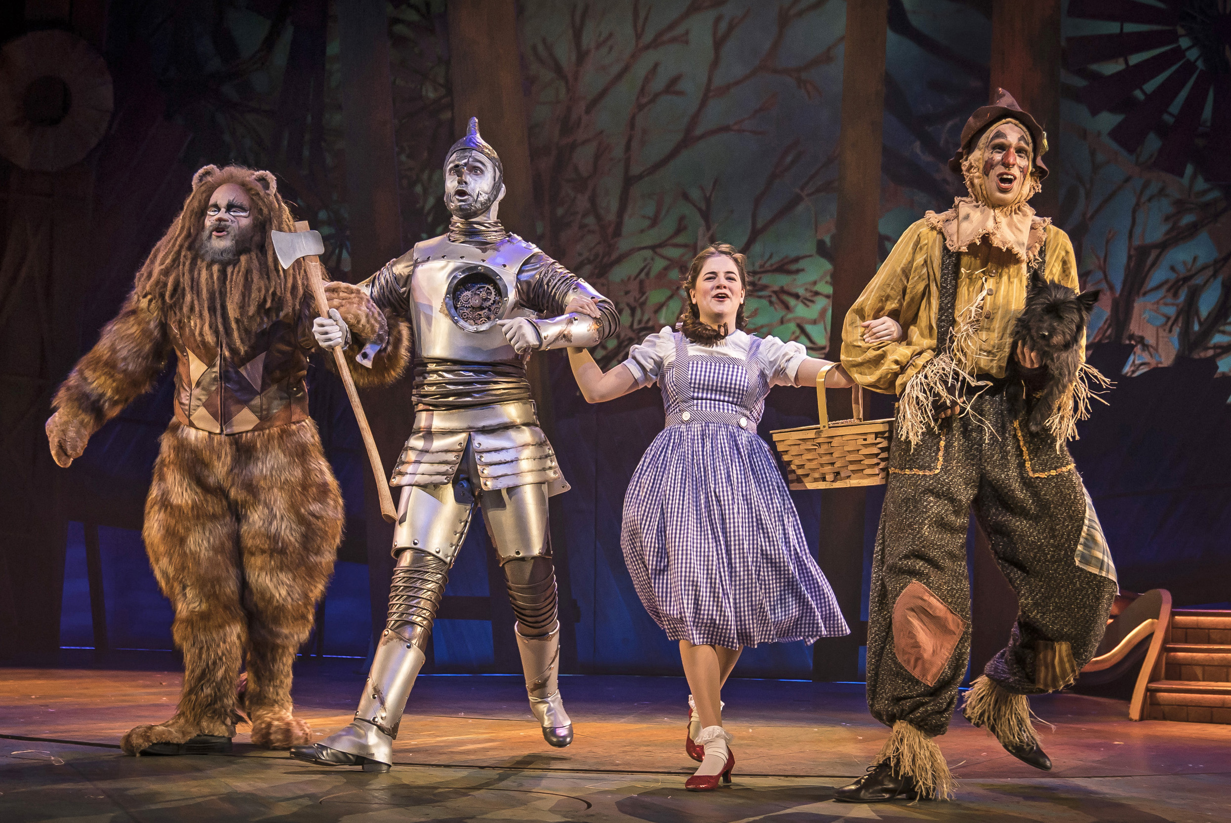 Wizard of Oz at the Paramount Theater in Aurora
