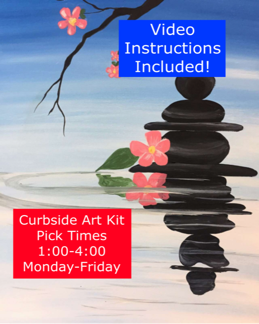 CURBSIDE PICK UP PAINT KIT – MONDAY-FRIDAY 1-4 PM