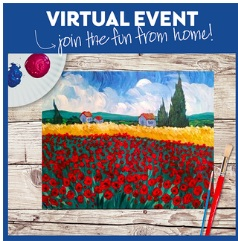 VIRTUAL EVENT! PAIN AT HOME!