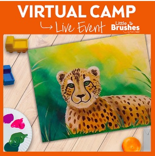 Virtual Zoom Summer Camp for Kids! Keep them Safe and Busy!