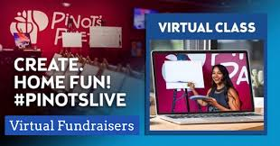 Virtual Fundraisers Available