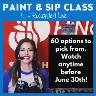 Painting On-Demand with Pinot's Palette in Olathe