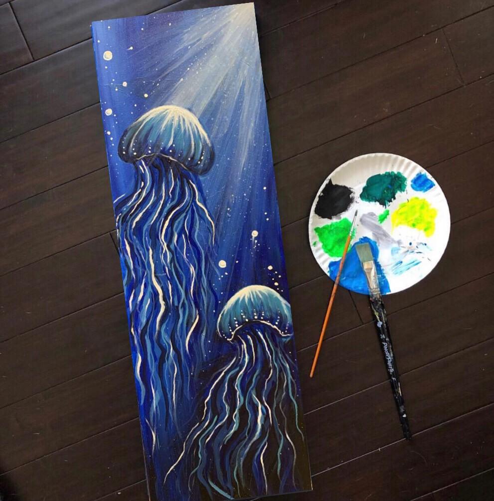 Jubilant Jellyfish