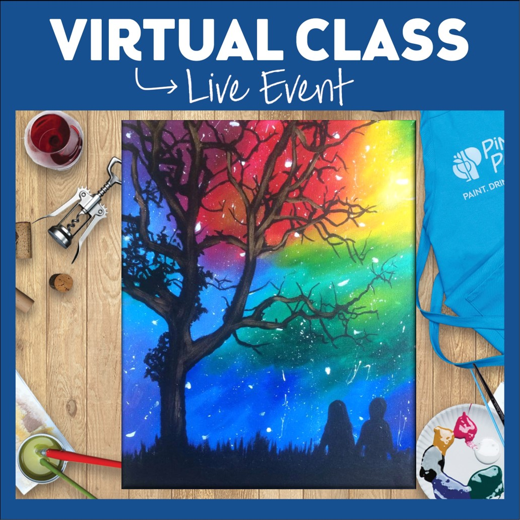LIVE Class - With Supplies