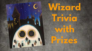 Wizard Trivia with Prizes