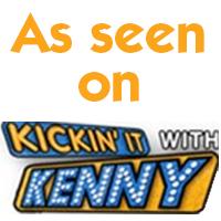 Kickin' it with Kenny!