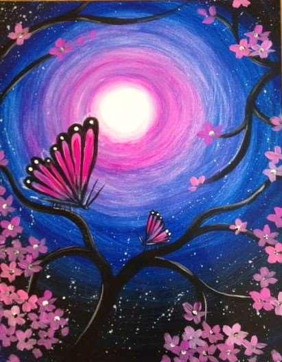 Flutter under the Stars