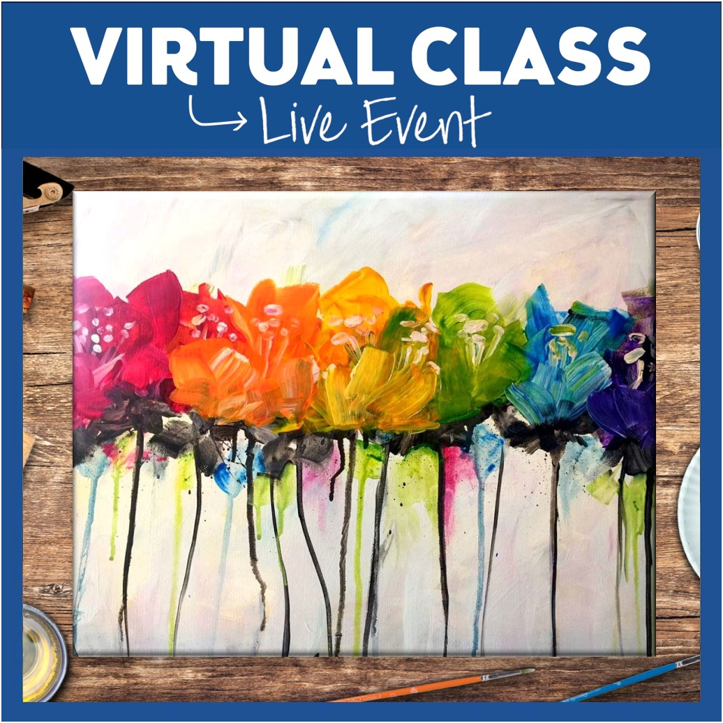 ALL AGES- LIVE INTERACTIVE VIRTUAL EVENT!