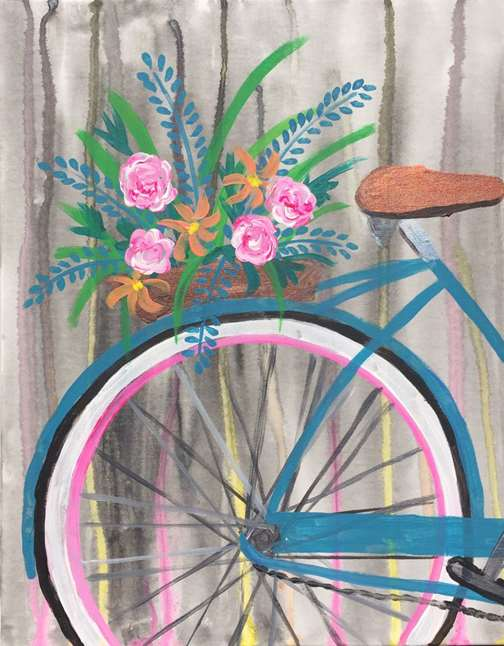 Spring Cycling