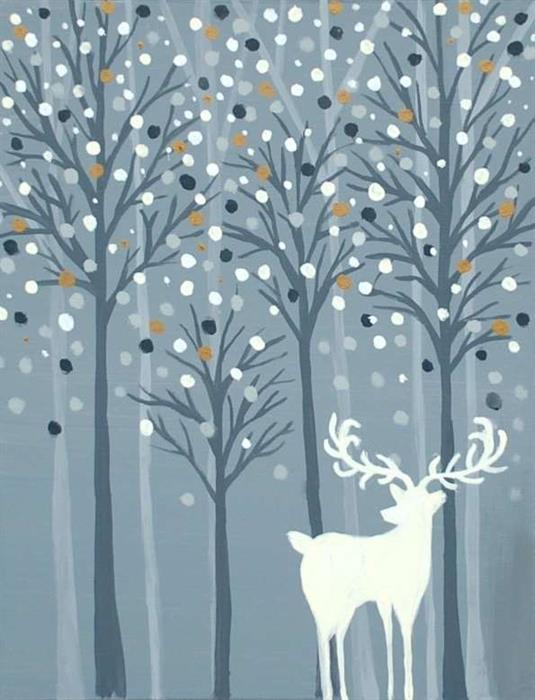 Wishful Snowfall