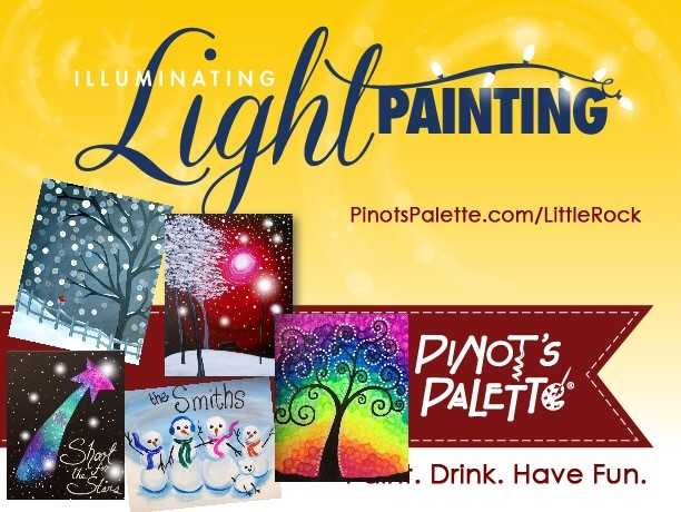 LIGHT-UP Open Canvas - Reservations Required