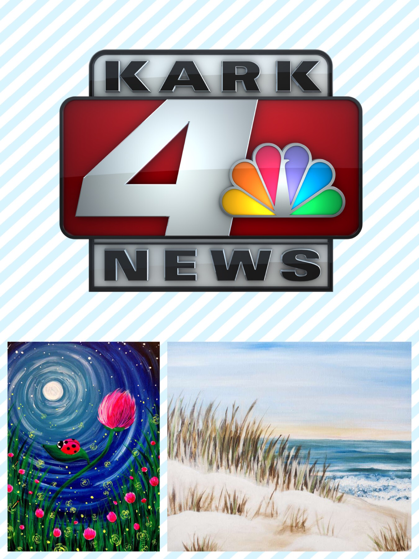 Watch Us Live On KARK Morning Show