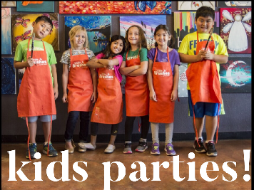 The Easiest Kids Party You'll Ever Plan