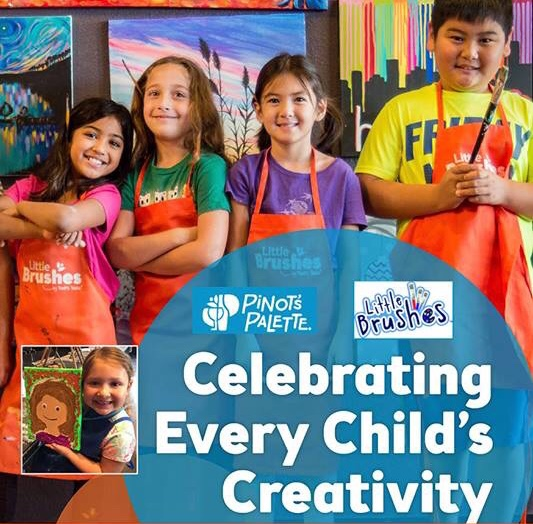 creative kids pinots palette