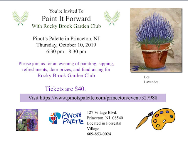 76ff7a09c74 As part of our ongoing commitment to local charities and community, Pinot's  Palette – Princeton will be hosting a fundraising event—supporting the  efforts ...