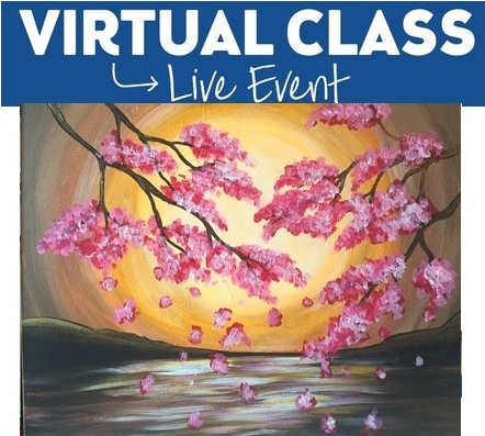 Virtual Art Classes—An Amazing New Way To Paint From Home
