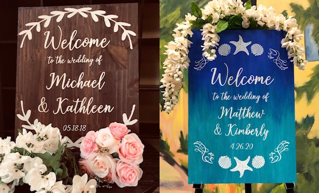 Make Marriage Celebrations Even More Special With Wedding Boards