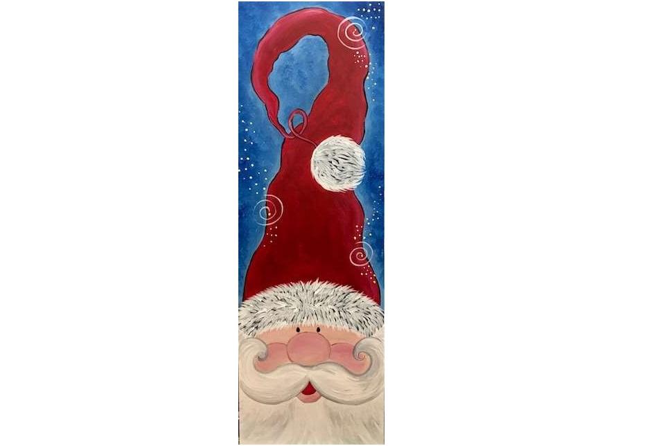 Magical Santa Claus