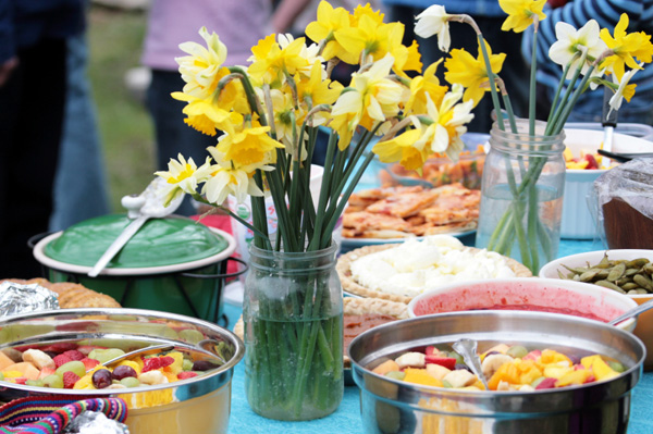 Unique but Simple Vegan Foods for Memorial Day Potlucks