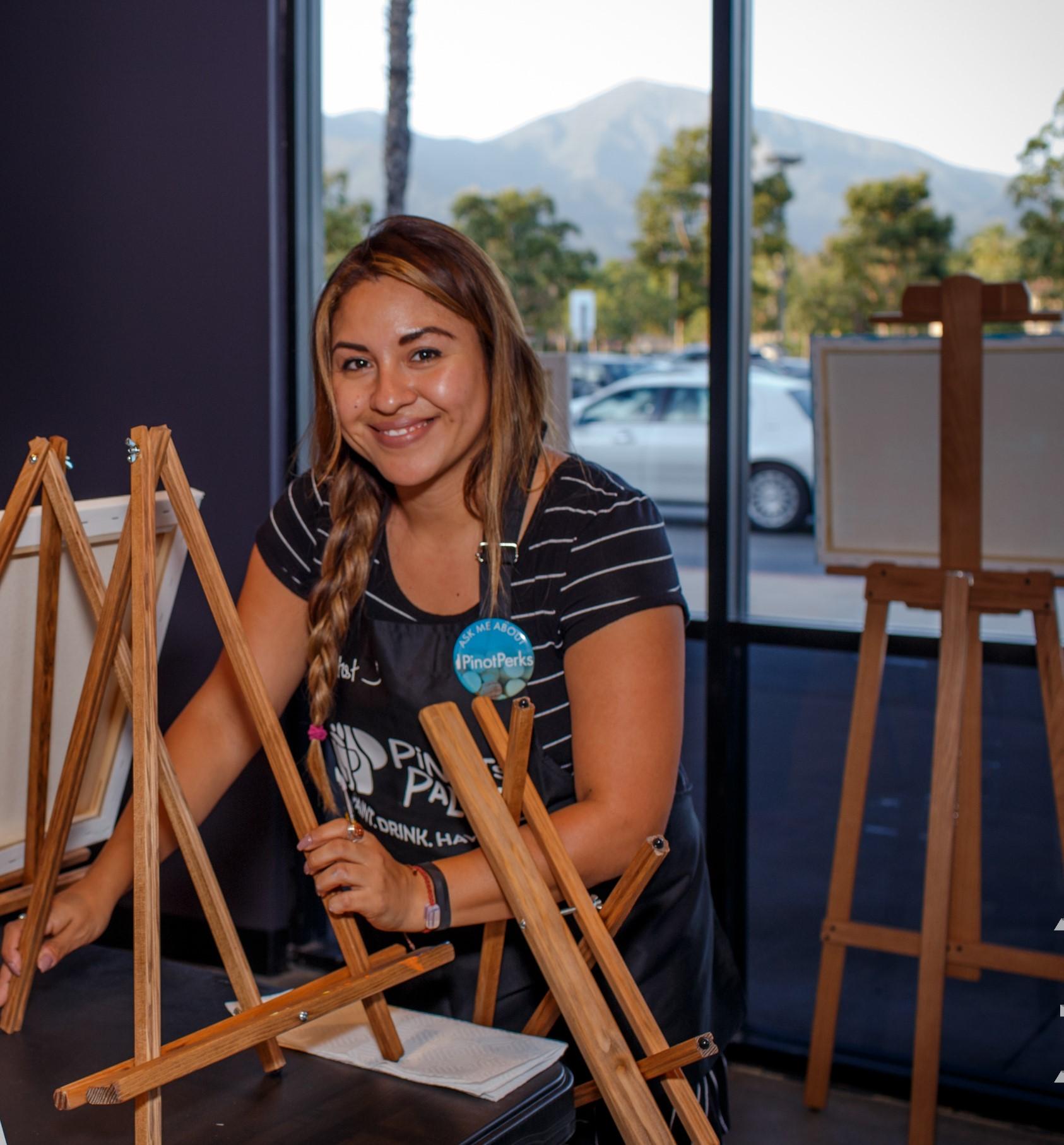 Artist Spotlight: Roxie Vela