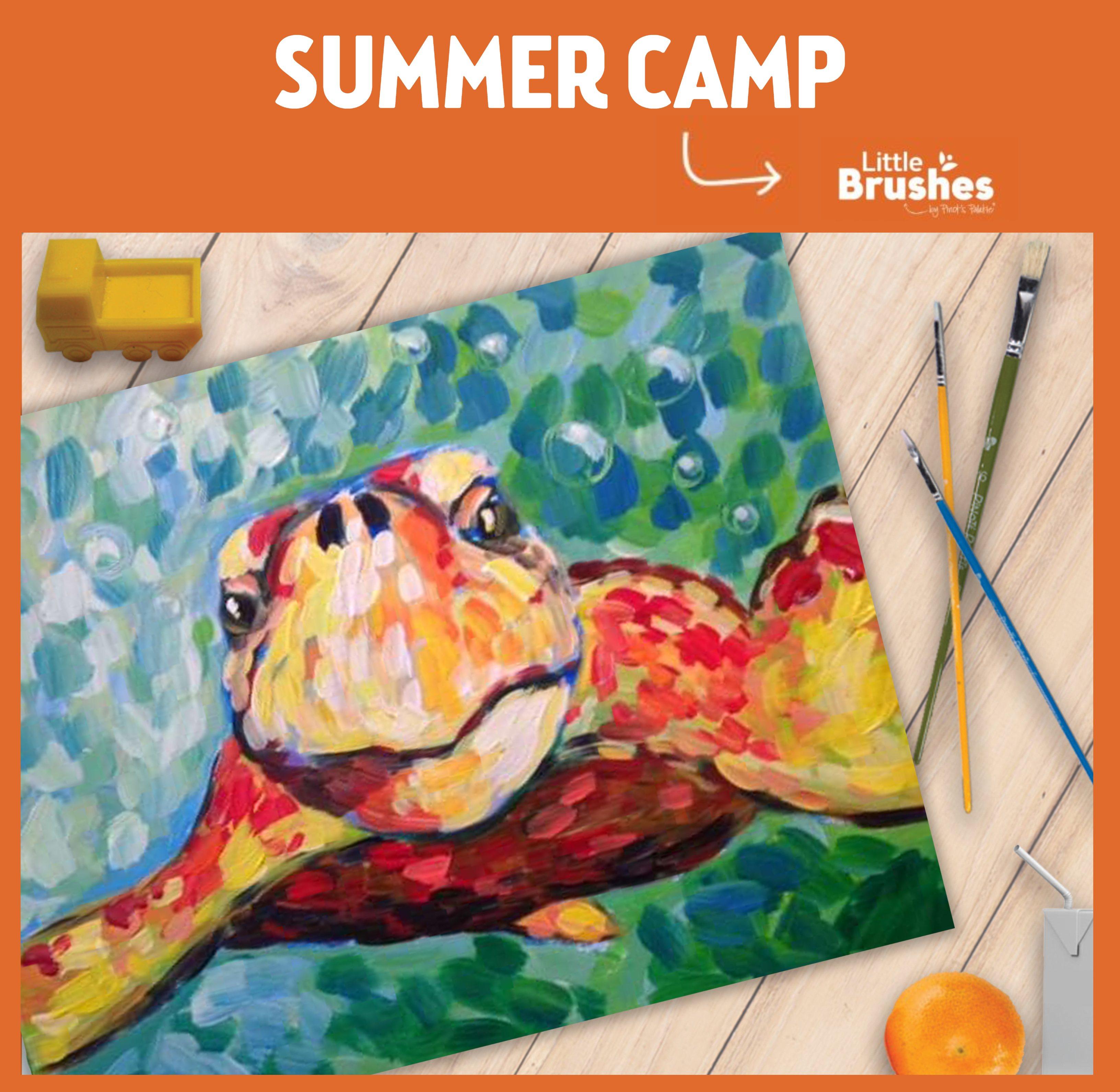 Little Brushes: Summer Camp