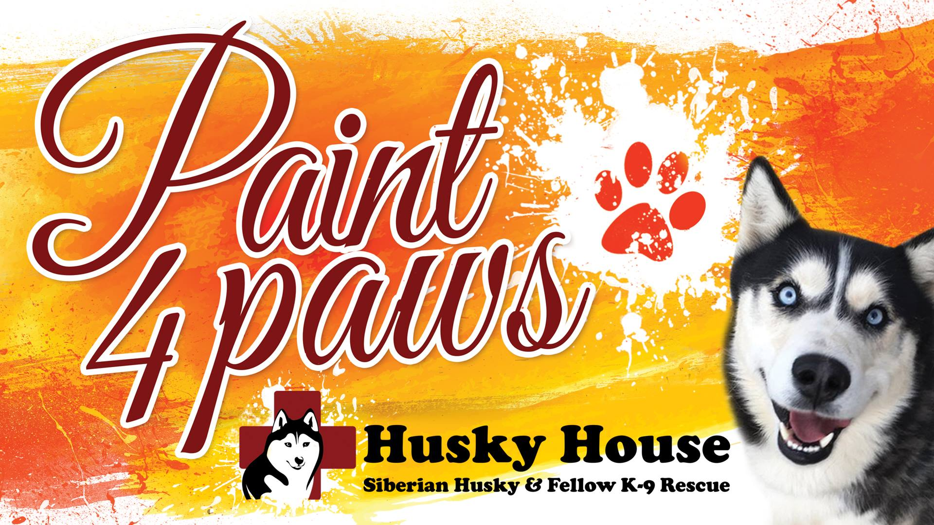 Paint 4 Paws