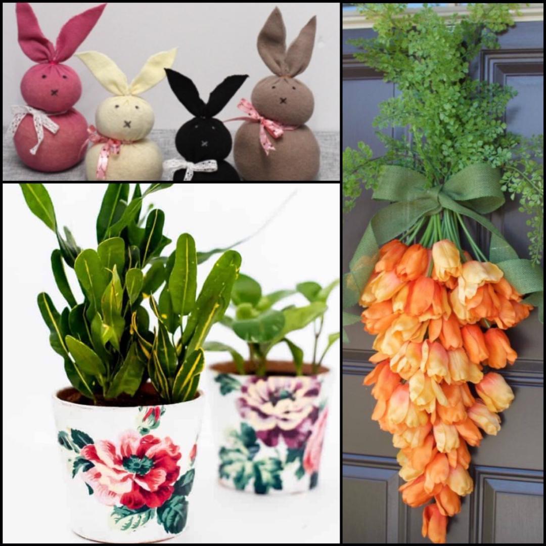Fabulous DIY Spring Crafts To Make Today!
