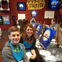 paint night enrichment classes in Paramus