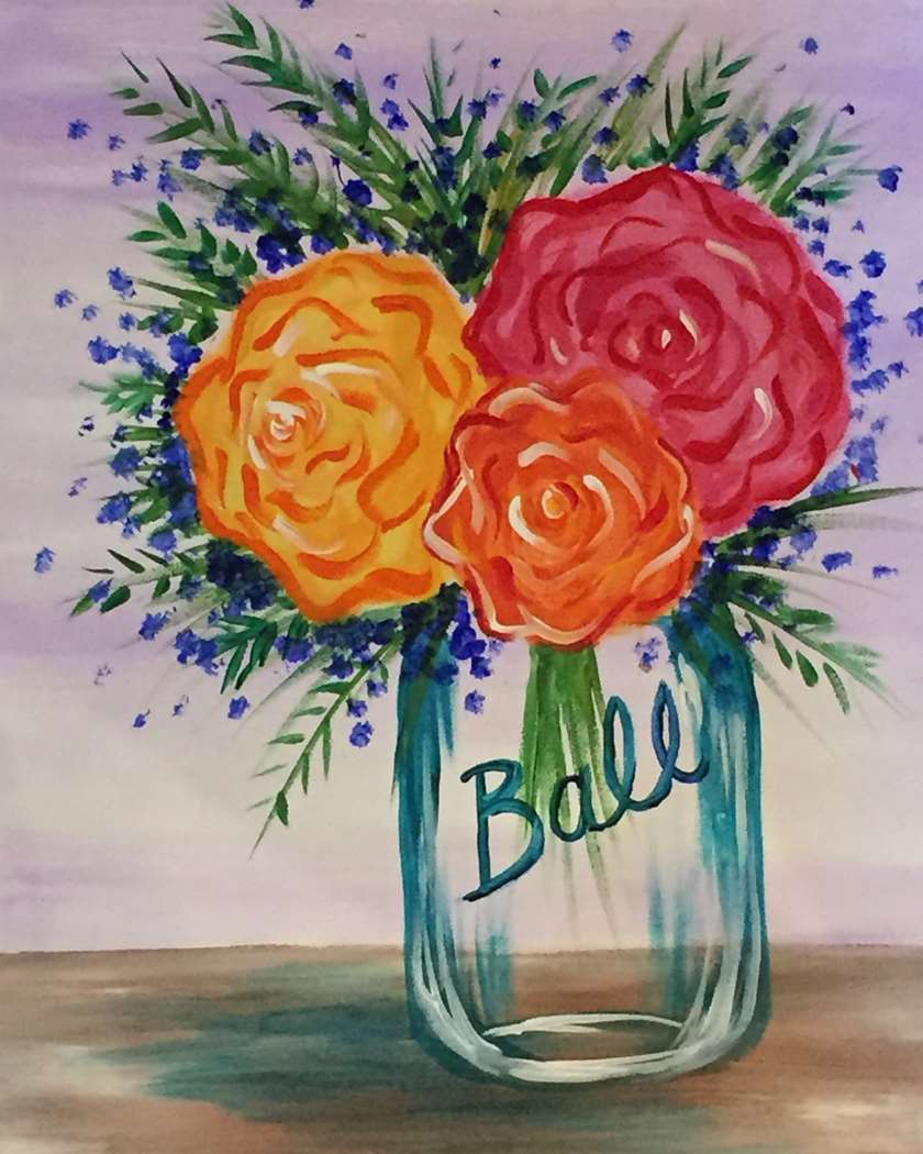 bridal shower art classes in Ramsey NJ