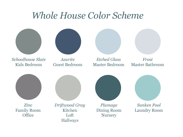 House Painting With Style Pinot S Palette
