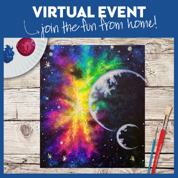 Live Virtual Event from San Bruno: Extraterrestrial