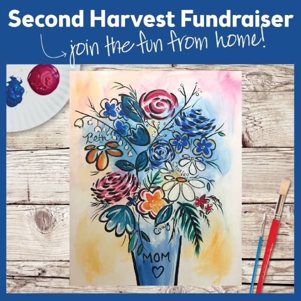 Helping Second Harvest Fight Childhood Hunger