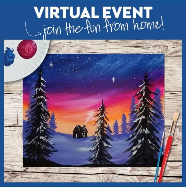 Live Virtual Event from San Bruno: Polar Twilight