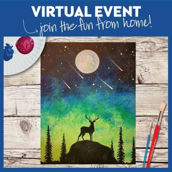 Live Virtual Event from San Bruno: Starfall