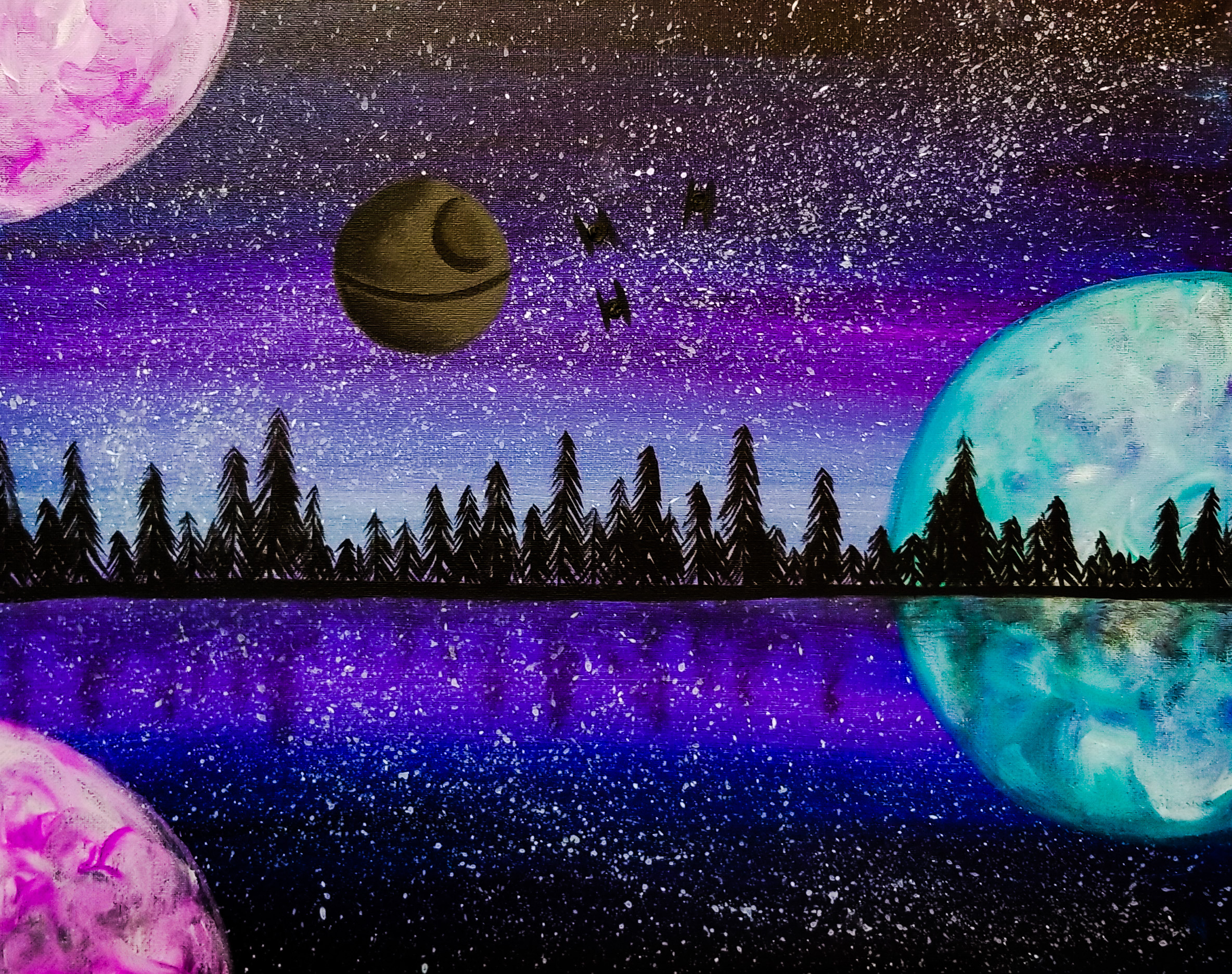 In A Distant Galaxy