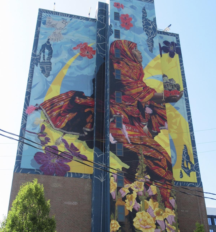 Columbus Art Mural