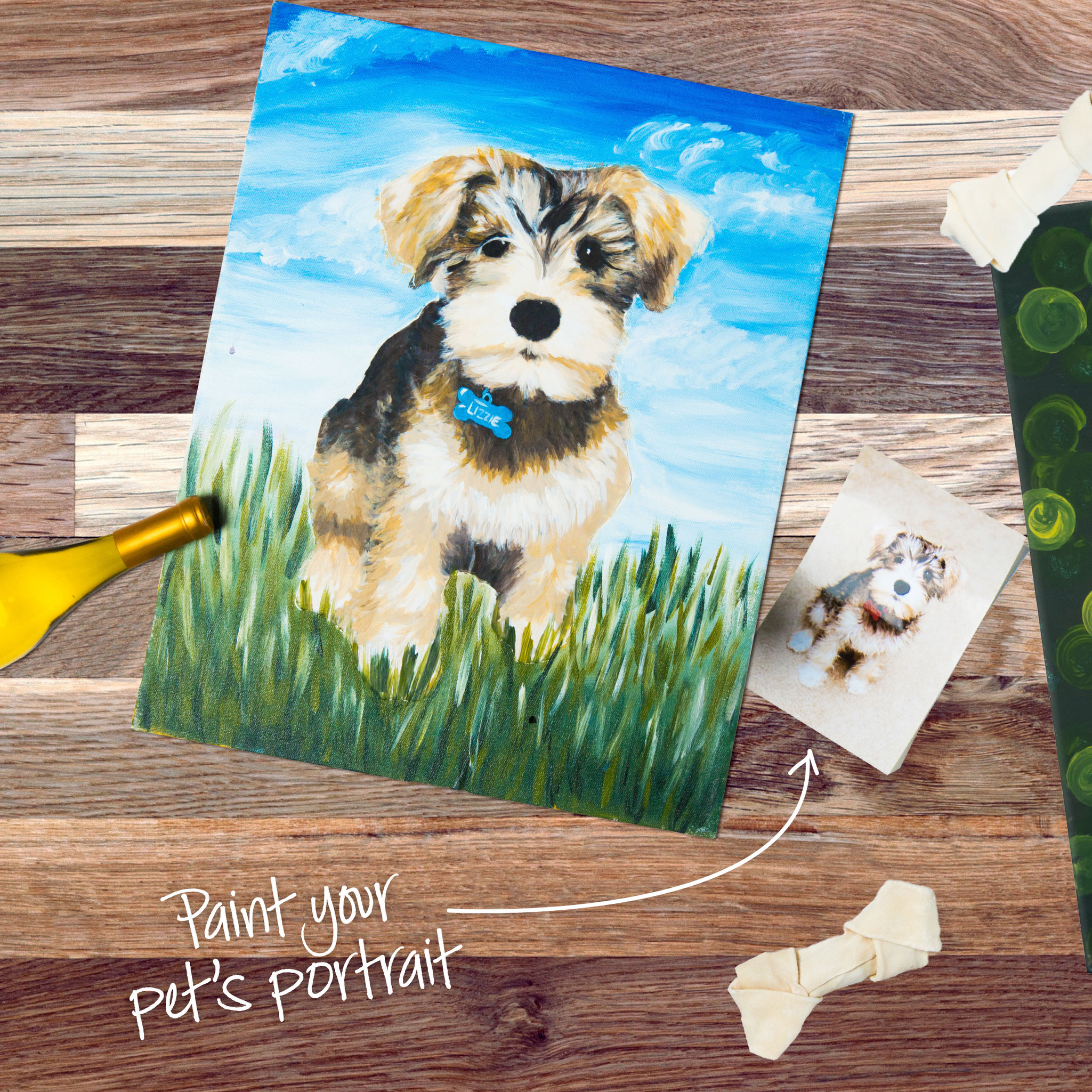 Paint your own pet!