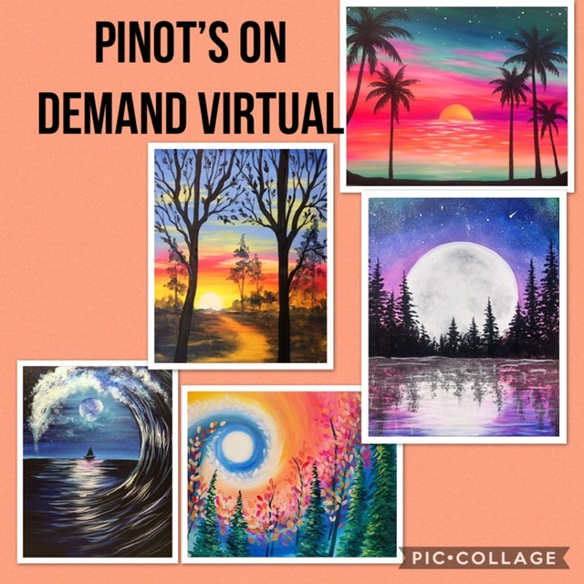 Pinot's On Demand