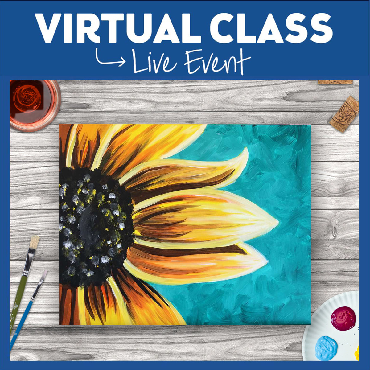 VIRTUAL EVENT - SUNNY SIDE UP