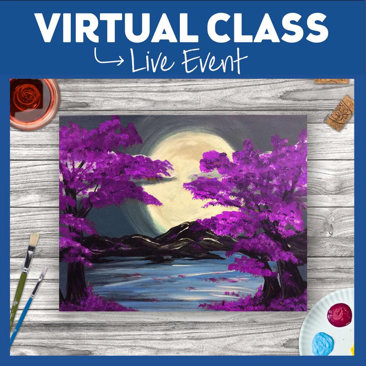 VIRTUAL EVENT -EVENING CALM