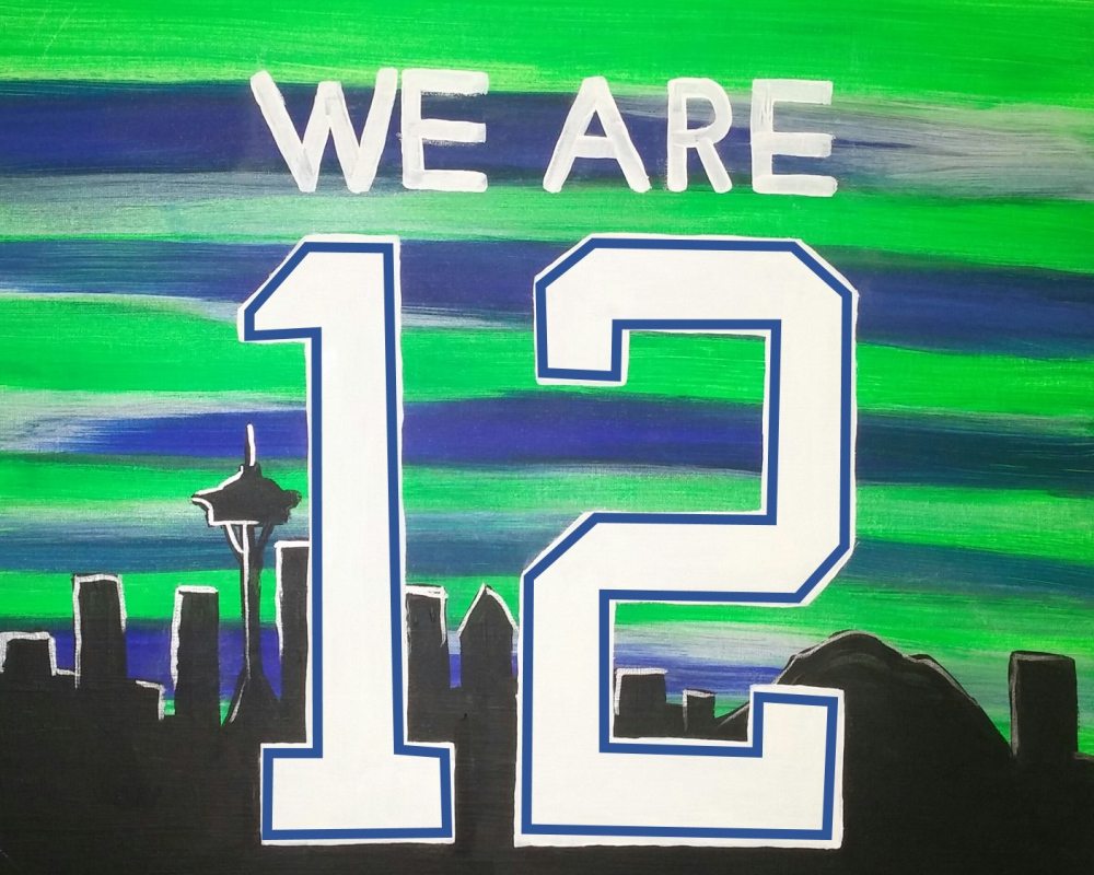 We are 12!