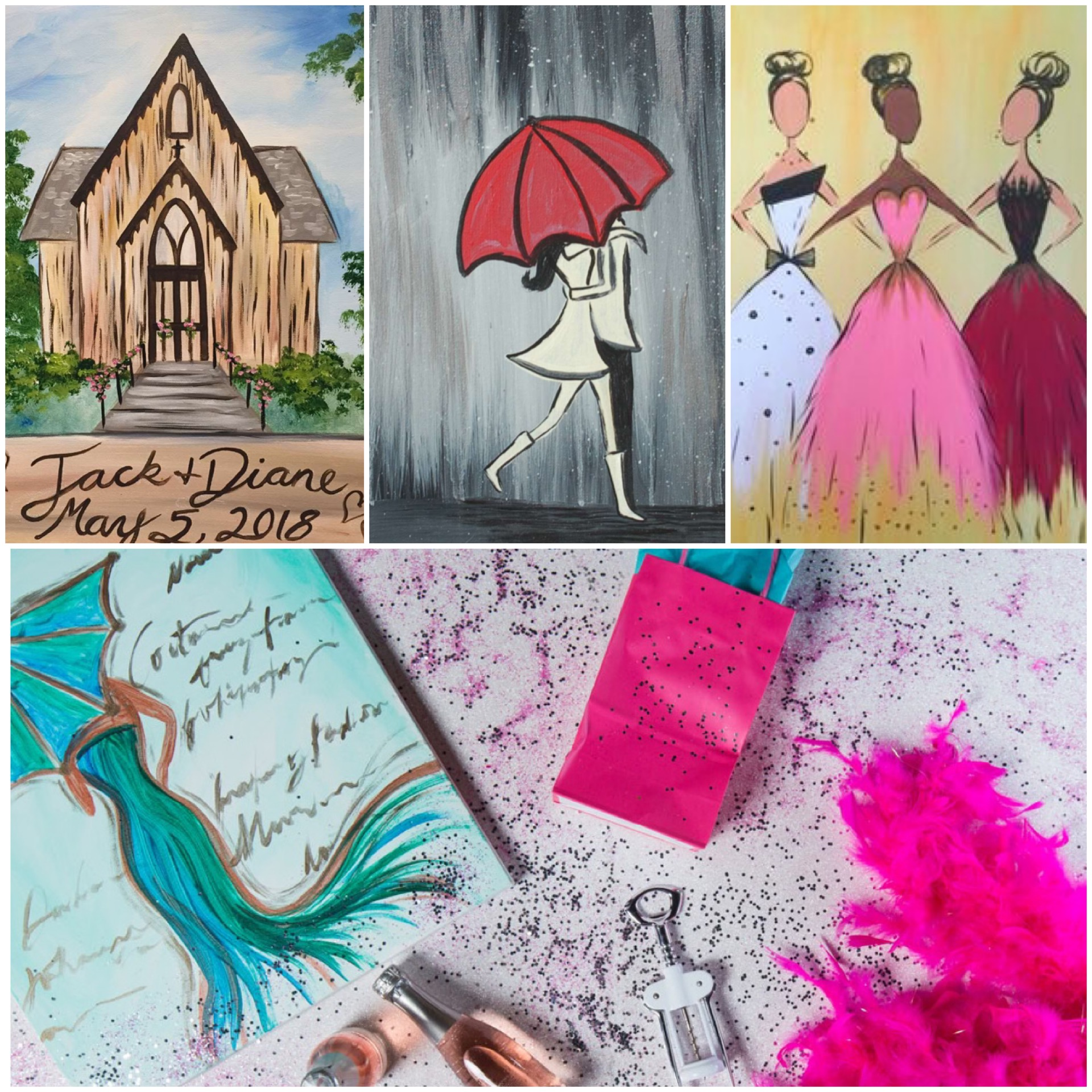 Pinot's Palette Is Here For All Of Your Wedding Celebration Needs!
