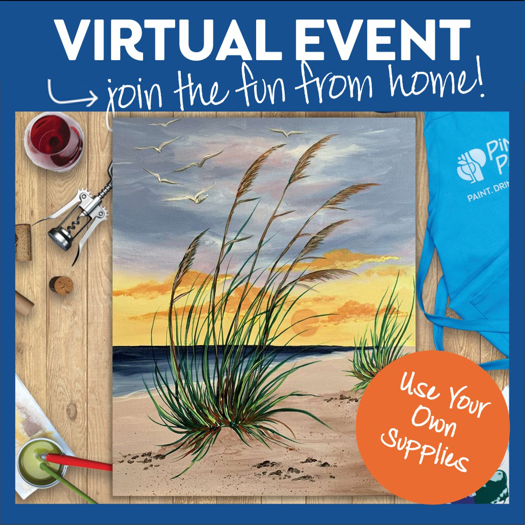 SOUTH HILL VIRTUAL EVENT - USE YOUR OWN SUPPLIES OPTION