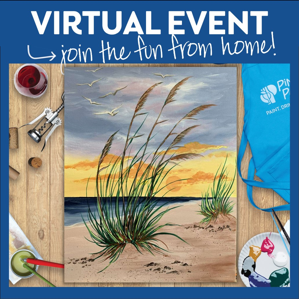 SOUTH HILL VIRTUAL EVENT - PAINT KIT INCLUDED